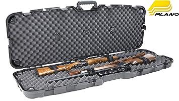 Plano Promax - Funda de transporte para 2 rifles: Amazon.es ...