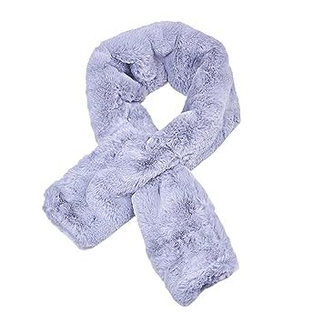 Rancco® Sciarpa invernale spesso calda per le donne 03a25576fd15