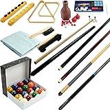 Trademark Gameroom 32 Piece Billiard Accessory Kit