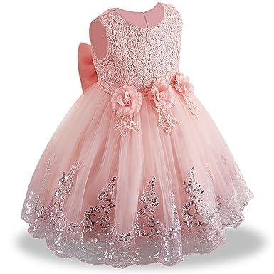 57559a37e488 Amazon.com  Doris Batchelor Elegant Kids Wedding Bridesmaid Flower ...