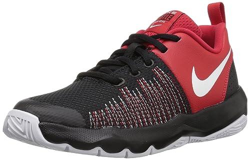 the latest f829f 2bd87 Nike Team Hustle Quick (GS), Scarpe da Basket Bambino: Amazon.it: Scarpe e  borse