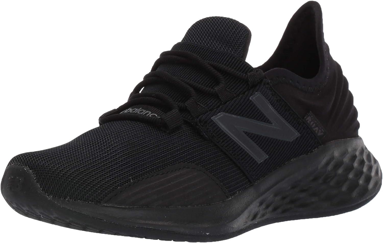 kids new balance black shoes