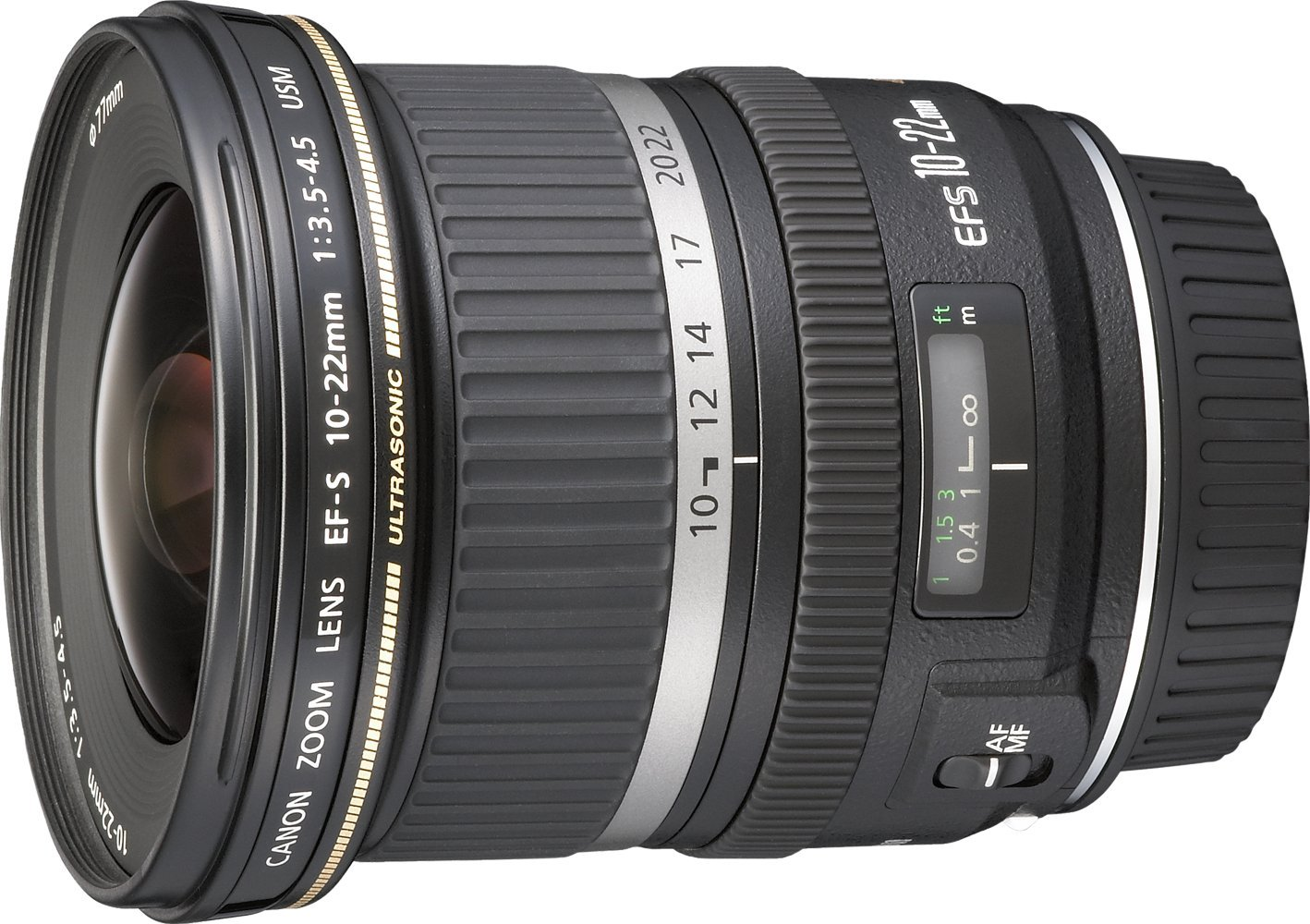Canon EF S MM F USM Objetivo para Canon distancia focal mm