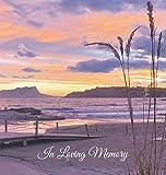 """Funeral Guest Book """"In Loving Memory"""" Memorial"""