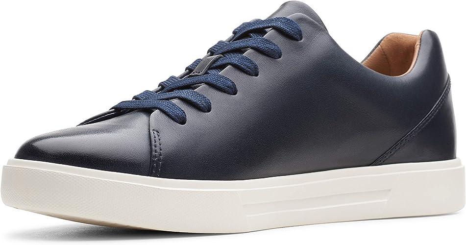niebla tóxica éxito Fotoeléctrico  Clarks Men's Un Costa Lace Low-Top Sneakers: Amazon.co.uk: Shoes & Bags