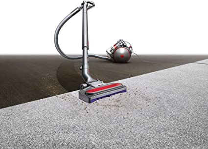Dyson Cinetic Big Ball Absolute 2 Aspiradora, 0.8 Litros, Níquel, Rojo: Amazon.es: Hogar