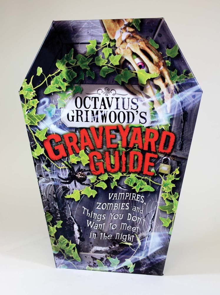 Read Online Octavius Grimwood's Graveyard Guide: to Vampires, Zombies, and Things You Don't Want to Meet in the Night pdf