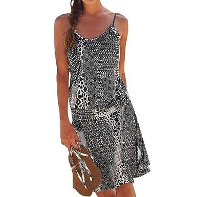 0267e965da8 Robes léopard Serpentin Imprimé courte vacances 1920 2019 mousseline soirée femme  robe femme soirée manches col