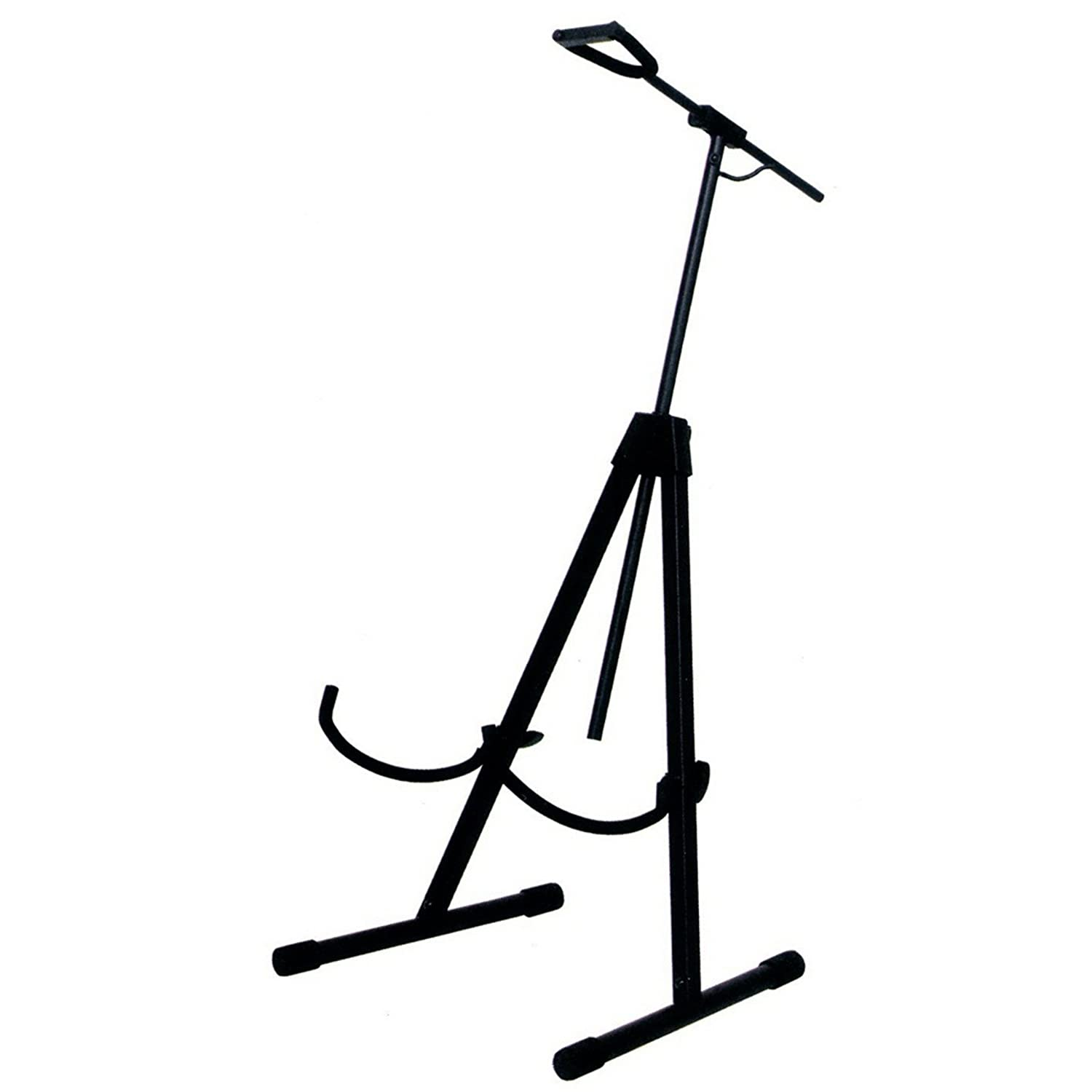 RockStand RS21500B Stand for Cello / Double Bass Stand, incl. Bow holder