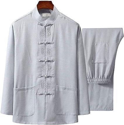 Uniformes De Tai Chi Ropa De Artes Marciales Chinas Camisa ...