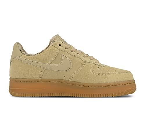 Nike Wmns Air Force 1 '07 Se Womens Low Top Mushroom