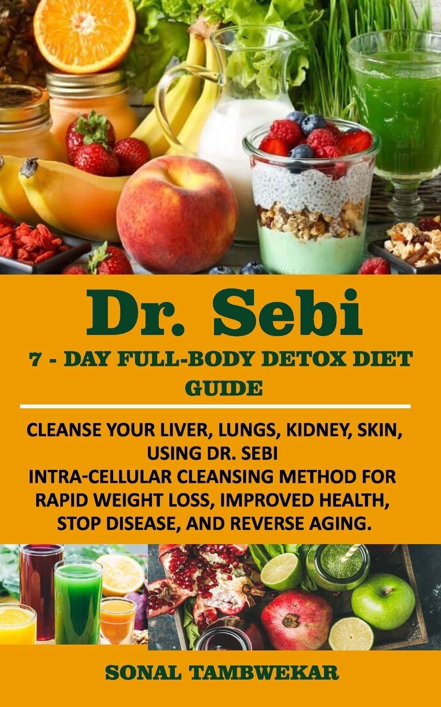 detox diet 7 days