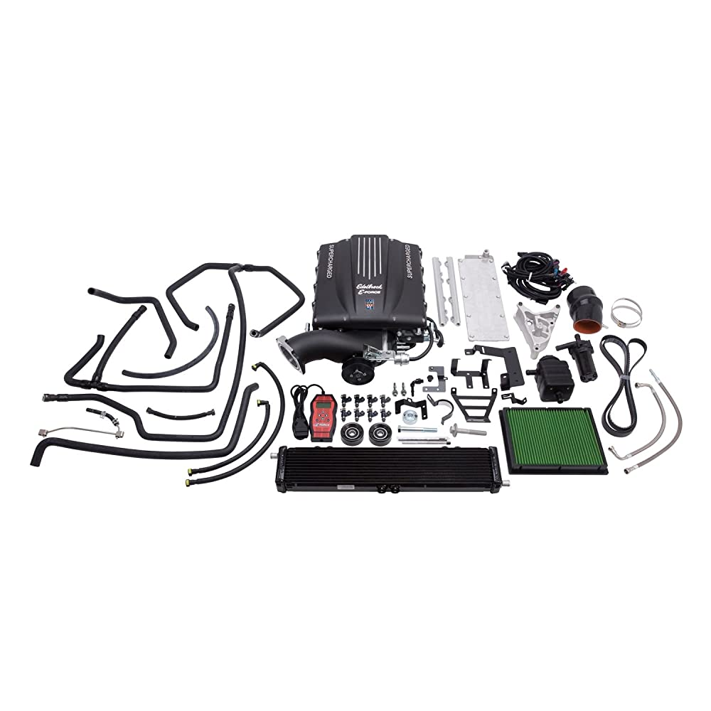 14. Edelbrock 1564 Supercharger Assembly