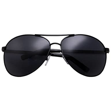 oversized black aviator sunglasses 89f2  grinderPUNCH