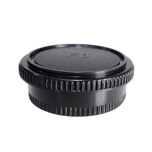 Review CamDesign Rear Lens Cap