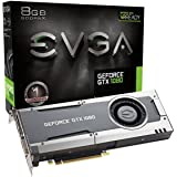 EVGA GeForce GTX 1080 GAMING, 8GB GDDRX, DX12 OSD Support (PXOC) Graphics Card 08G-P4-5180-KR