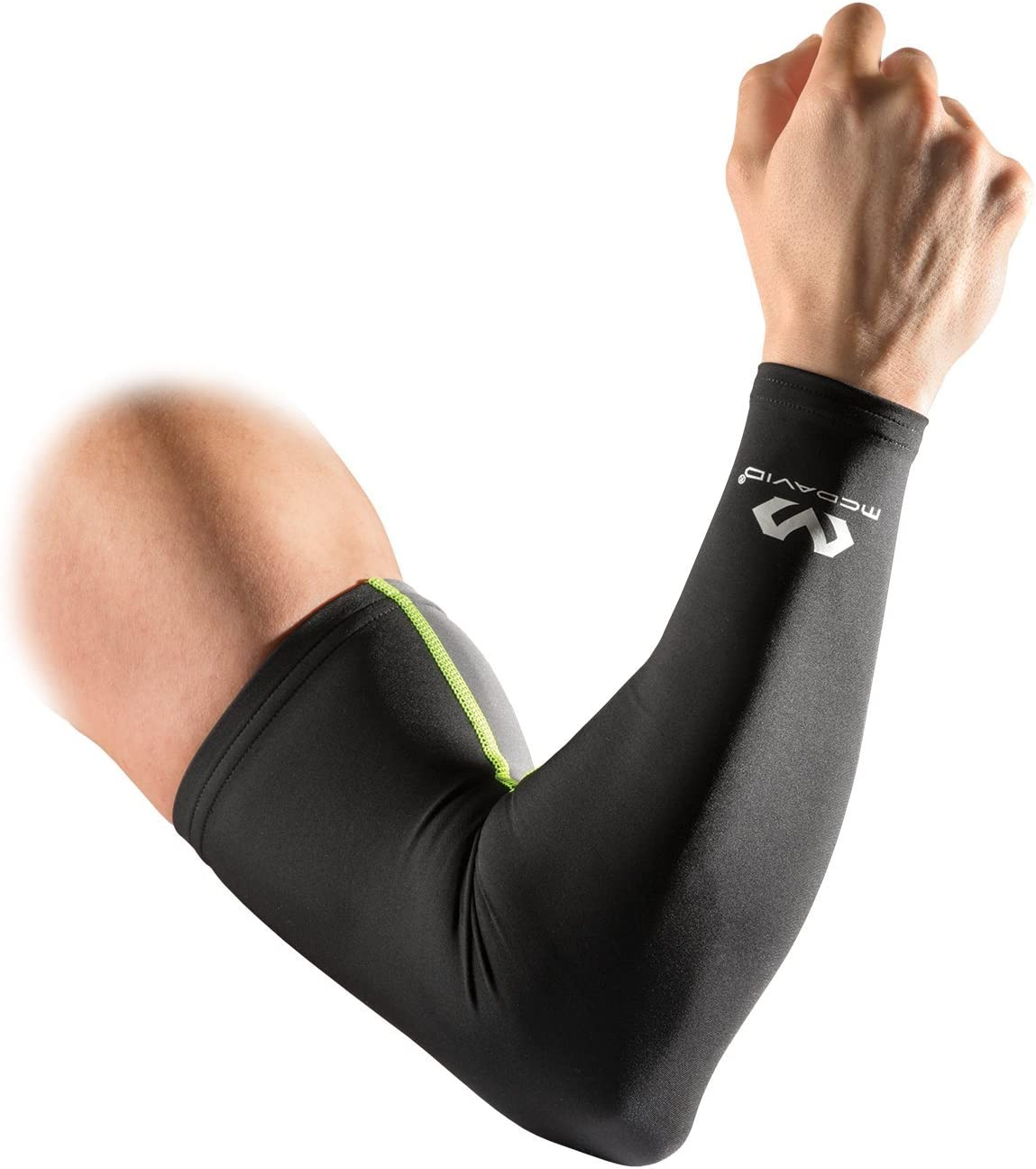 McDavid 6584 Compression Arm Sleeveswith 50 Sun Protection for Running