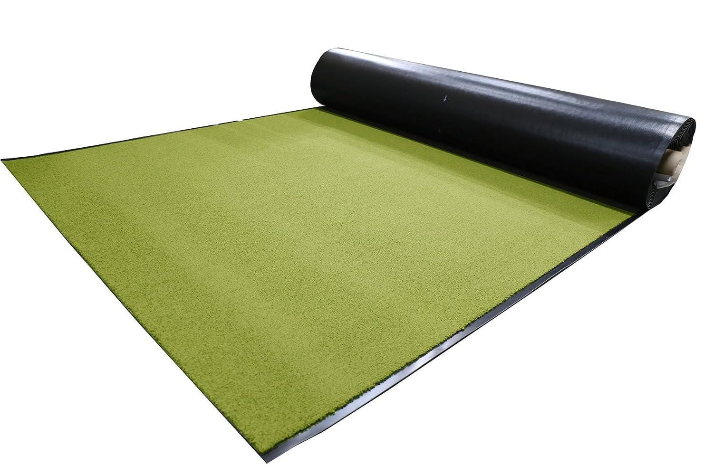 Teppichwahl Fußmattenläufer SUVA - 130 x 200 cm - Braun B07CZZ4C2S Fumatten
