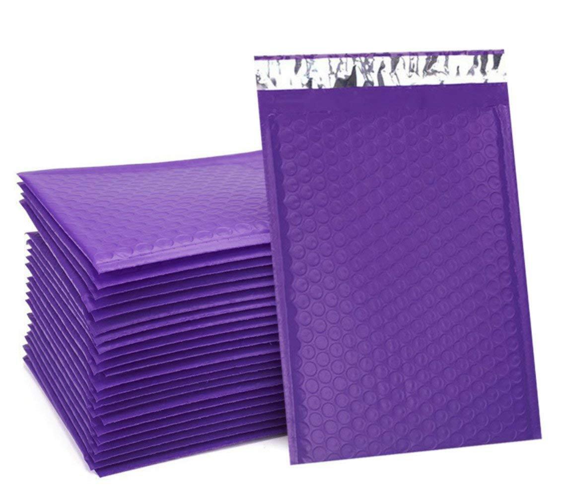 Sobres Burbujas Plastico Violeta X 50 (15x25cm) Ucgou