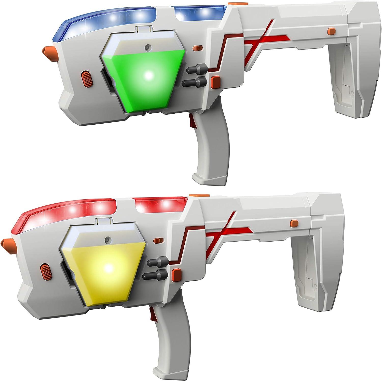 Laser X Morph Doble Pack, Color. (NSI Products 88042): Amazon.es: Juguetes y juegos