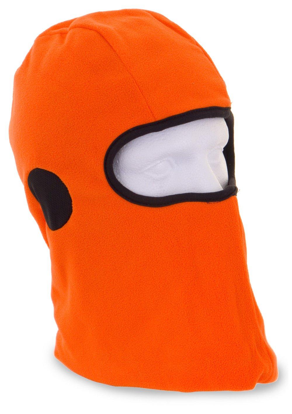 Passamontagna in Thinsulate arancione