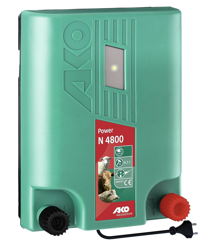 Weidezaunnetzgerät Power N 4800, 230 Volt