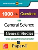 1000 Plus Questions on General Science