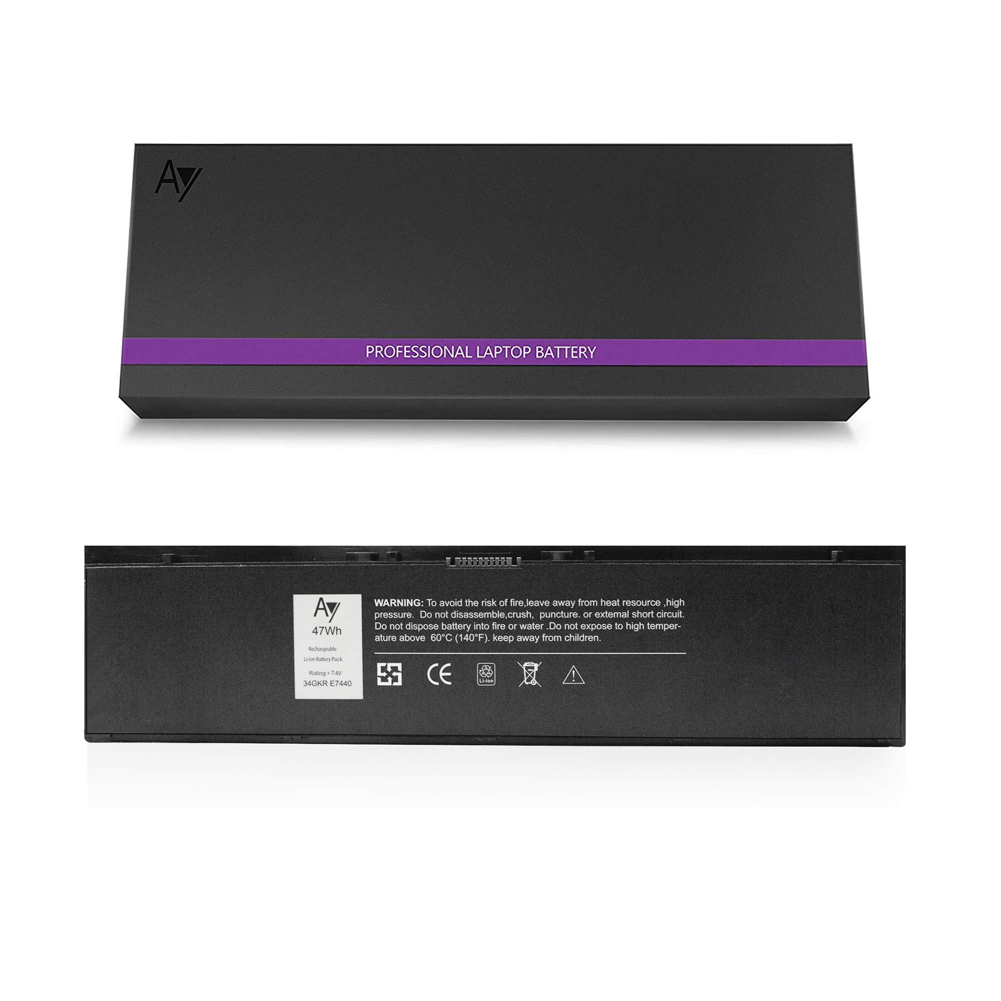 Bateria E7440 7.4v / 47wh Para Dell Latitude E7440 E7420 E7450 14 7000 Series 3rnfd V8xn3 G95j5 34gkr 0909h5 0g95j5 5k1g