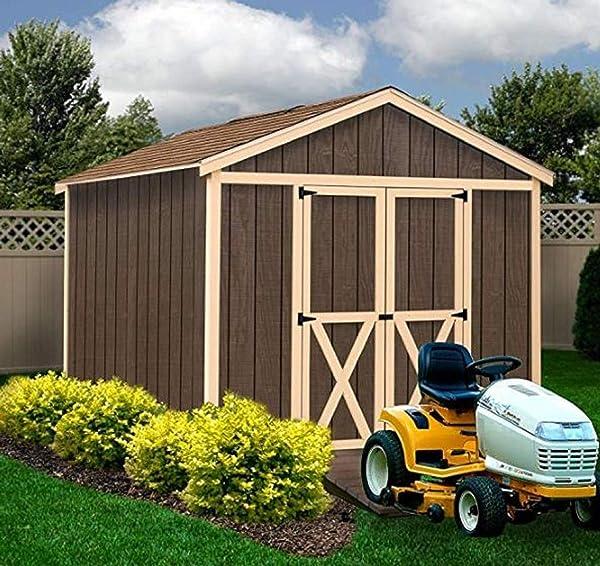 12x8 shed kit
