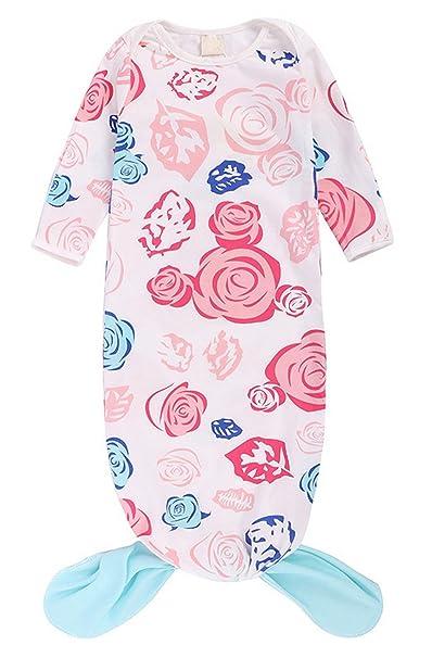 La vogue Pelele Bebé Pijama Recién Nacido Saco de Dormir Fotografía 0 a 24 Meses Blanco: Amazon.es: Ropa y accesorios