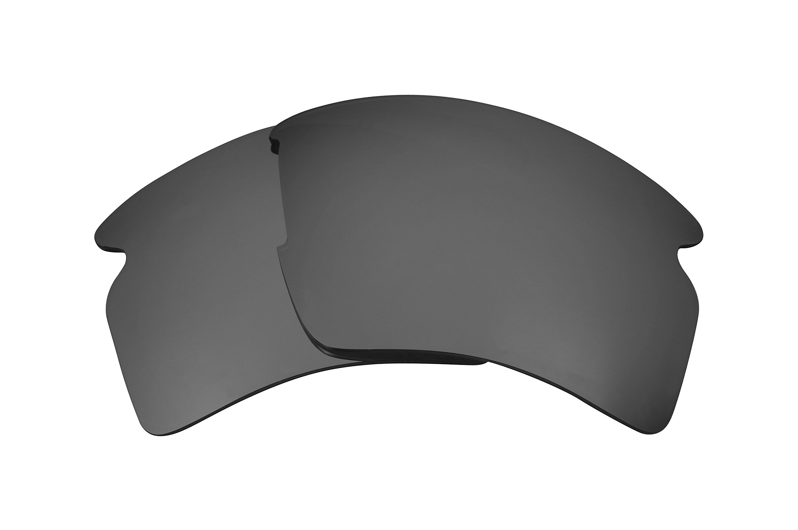 Best SEEK Replacement Lenses for Oakley FLAK 2.0 XL Silver Mirror