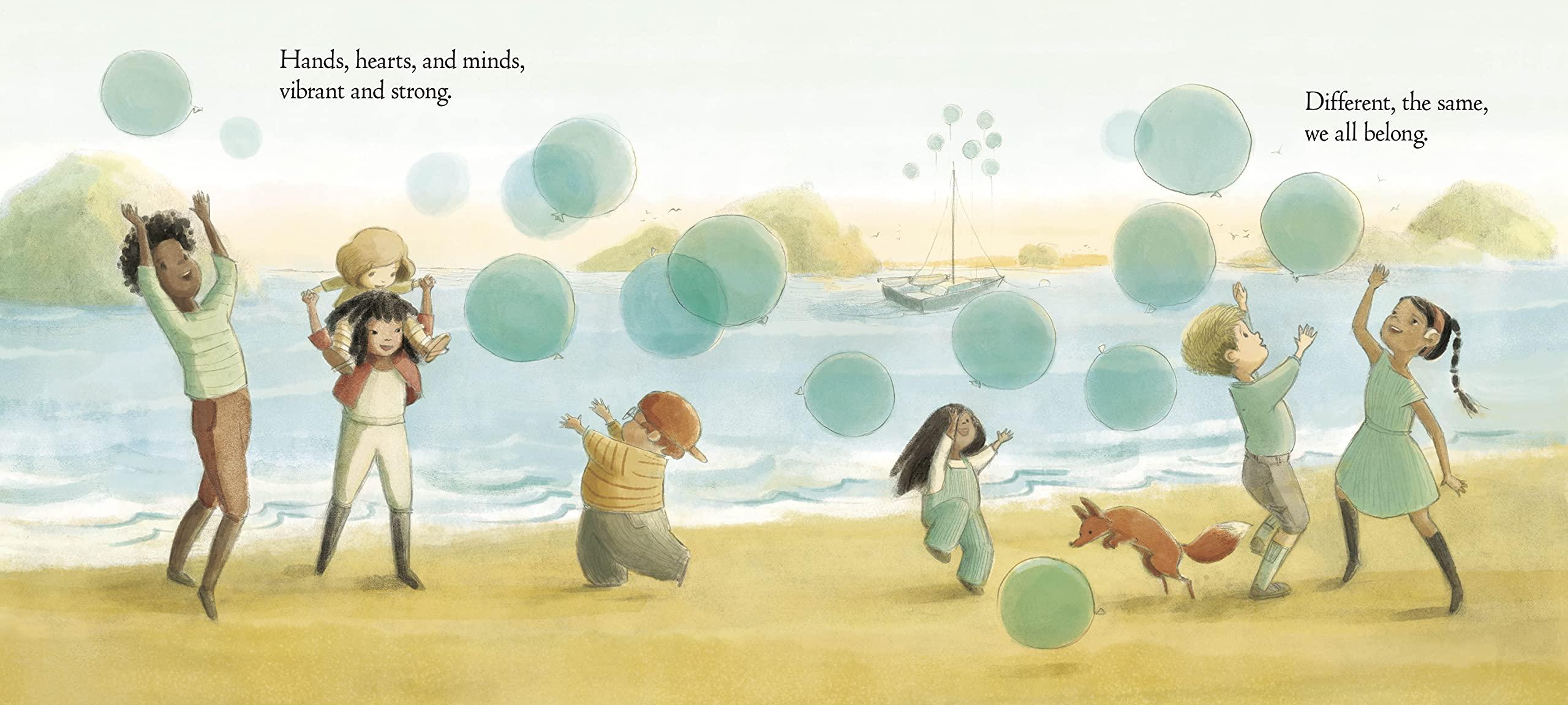 All of Us: Erskine, Kathryn, Boiger, Alexandra: 9780593204696: Amazon.com:  Books