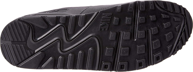 Nike Air Max 90 Essential, Zapatillas De Gimnasia Para Hombre Negro Black