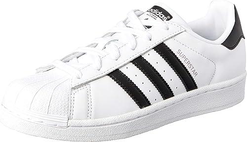 Adidas Superstar W, Zapatillas de Deporte para Mujer ...