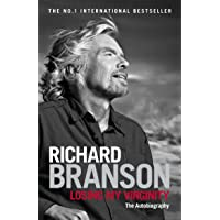 Losing My Virginity by Sir Richard Branson - Paperback