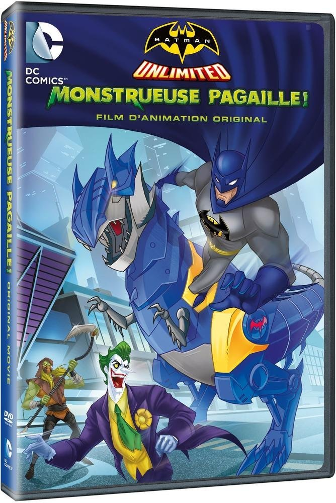 Batman Unlimited : Monstrueuse pagaille [DVD]: Amazon.es ...