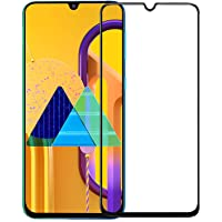 For Samsung Galaxy A30s / A50s / M30s Full Edge-to-Edge Screen Protection Tempered Full Glue Glass by Nice.Store.UAE