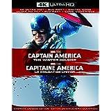 Captain America: The Winter Soldier (4K Ultra HD + Blu-ray + Digital) (Bilingual)