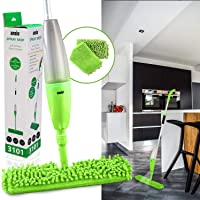 ANSIO Spray Floor Mops with Microfiber Pad