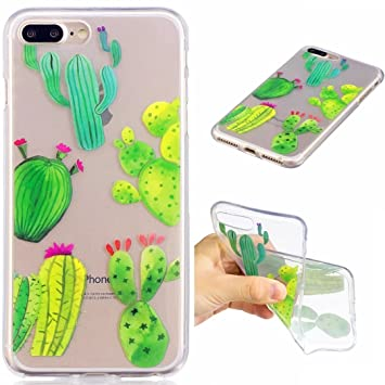 coque iphone 7 motif cactus