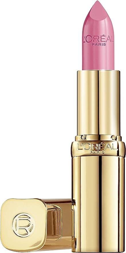 Oferta amazon: L'Oréal Paris París Barra de Labios Color Riche 136