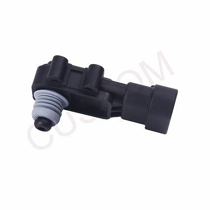 CUSTONEPARTS 16238399 Fuel Pump Tank vapor Vent Pressure Sensor for  Chevrolet Cadillac GMC Isuzu Oldsmobile Pontiac Buick