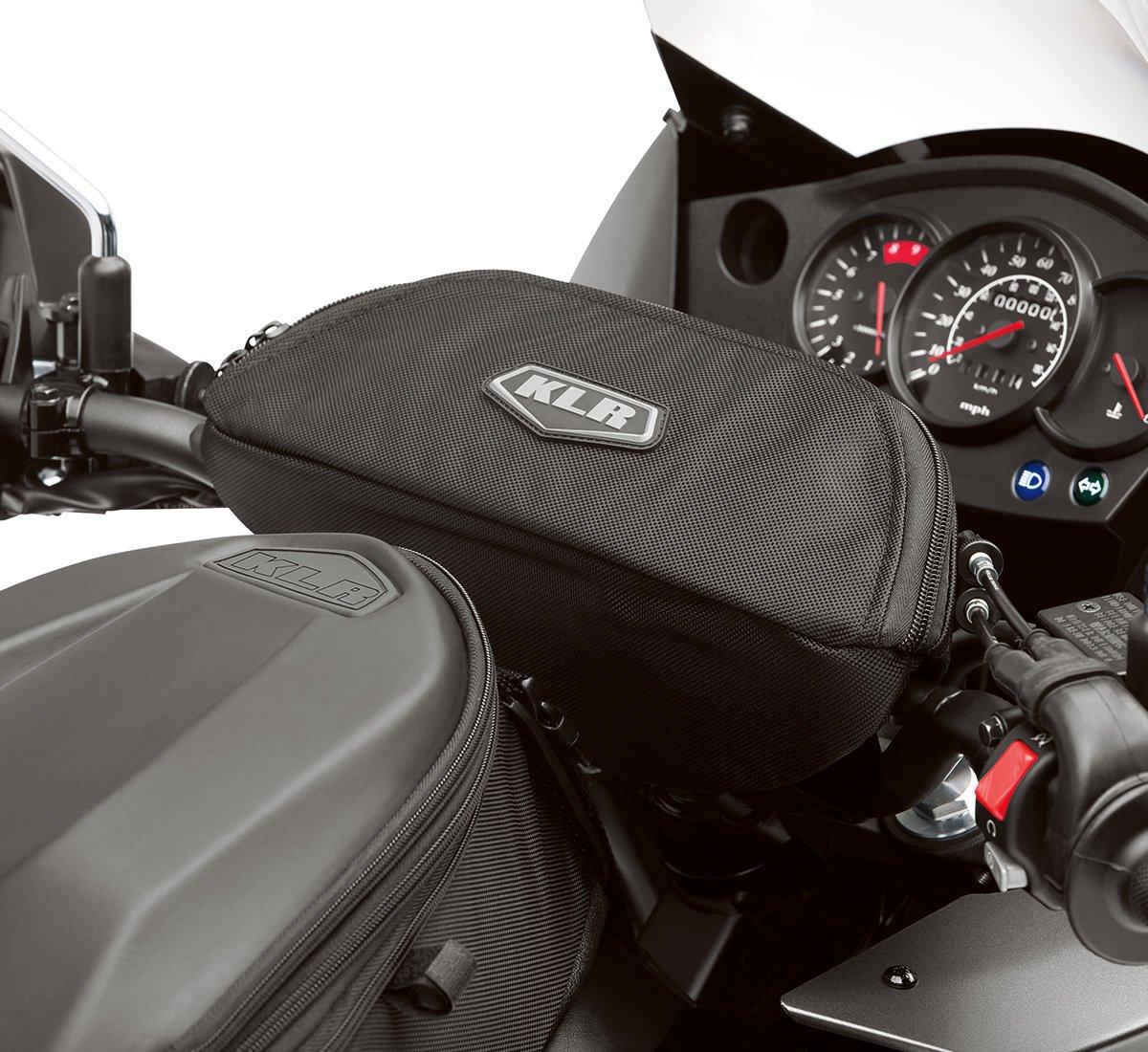 Kawasaki 2008-2016 KLR 650 KLR650 Trans Handlebar Bag K57003-103A New OEM by Kawasaki
