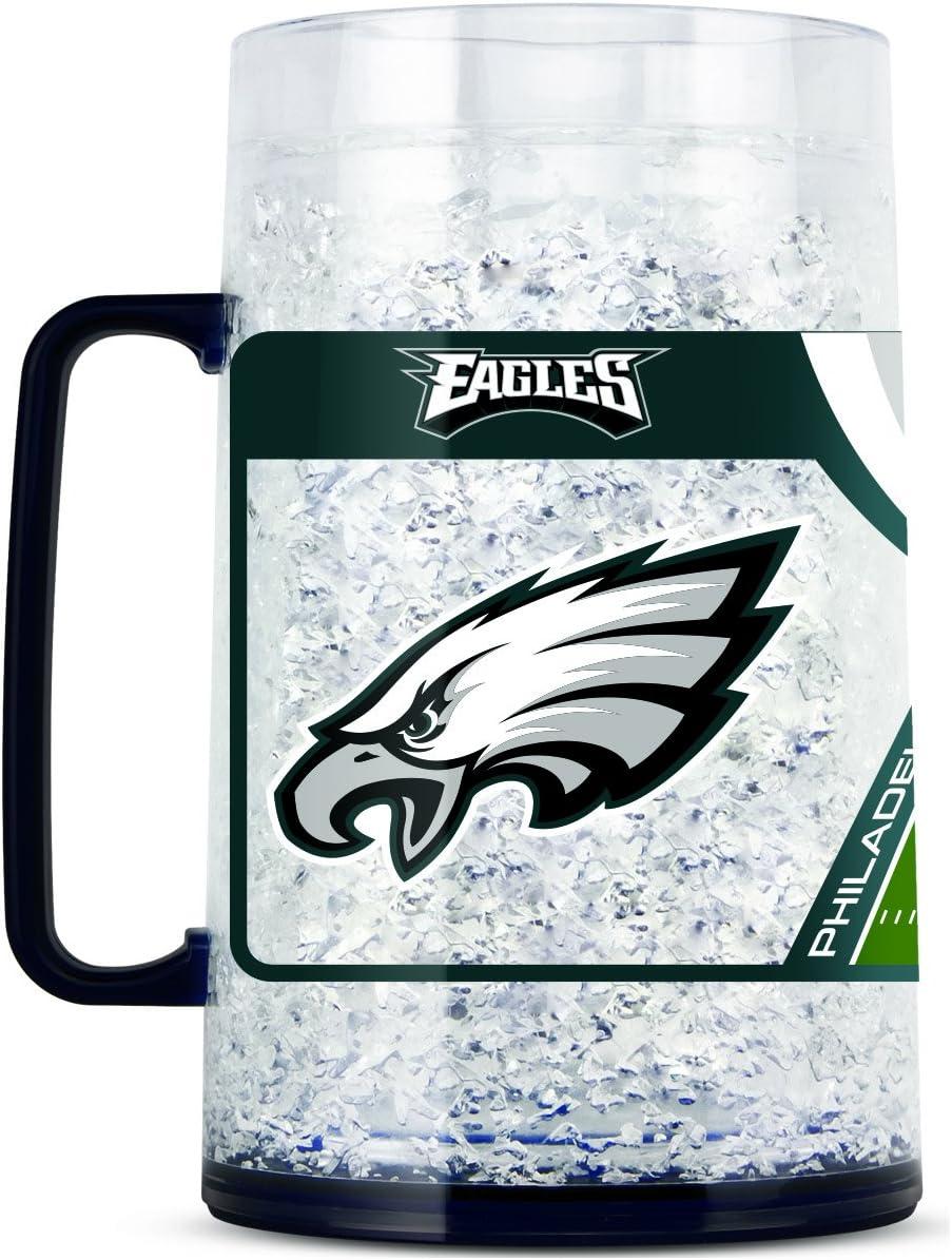 NFL Philadelphia Eagles 38oz Crystal Freezer Monster Mug