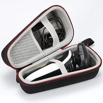Estuche rígido de Viaje para Philips PT860 / 16 S5420 / 06 S5320 / 06 S5130 / 06 Afeitadora eléctrica Philips AquaTouch Series 5000 S5530 / 06, (para ...
