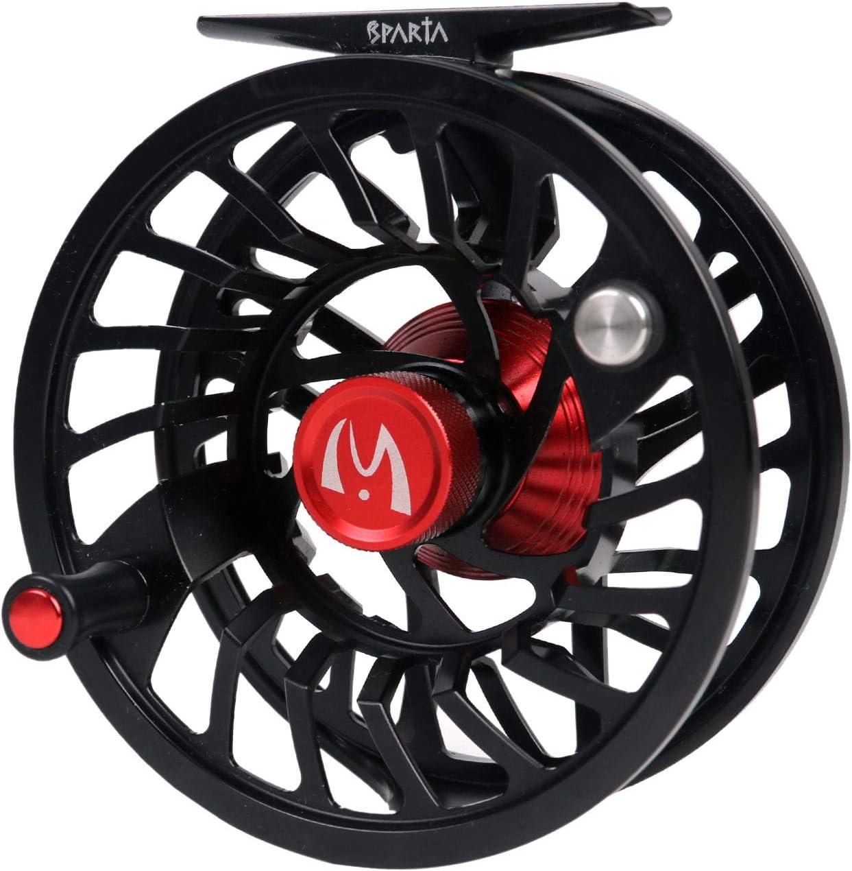 Amazon Com M Maximumcatch Maxcatch Sparta Fly Reel Fully Sealed Lightweight Expert Fly Fishing Reel 3 5wt 5 7wt 7 9wt 8 10wt Sports Outdoors