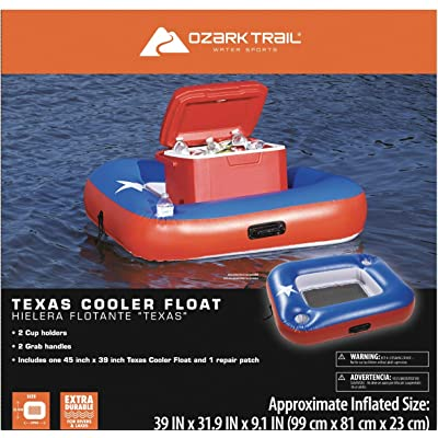Ozark Trail Texas Cooler Float Water Sports: Sports & Outdoors