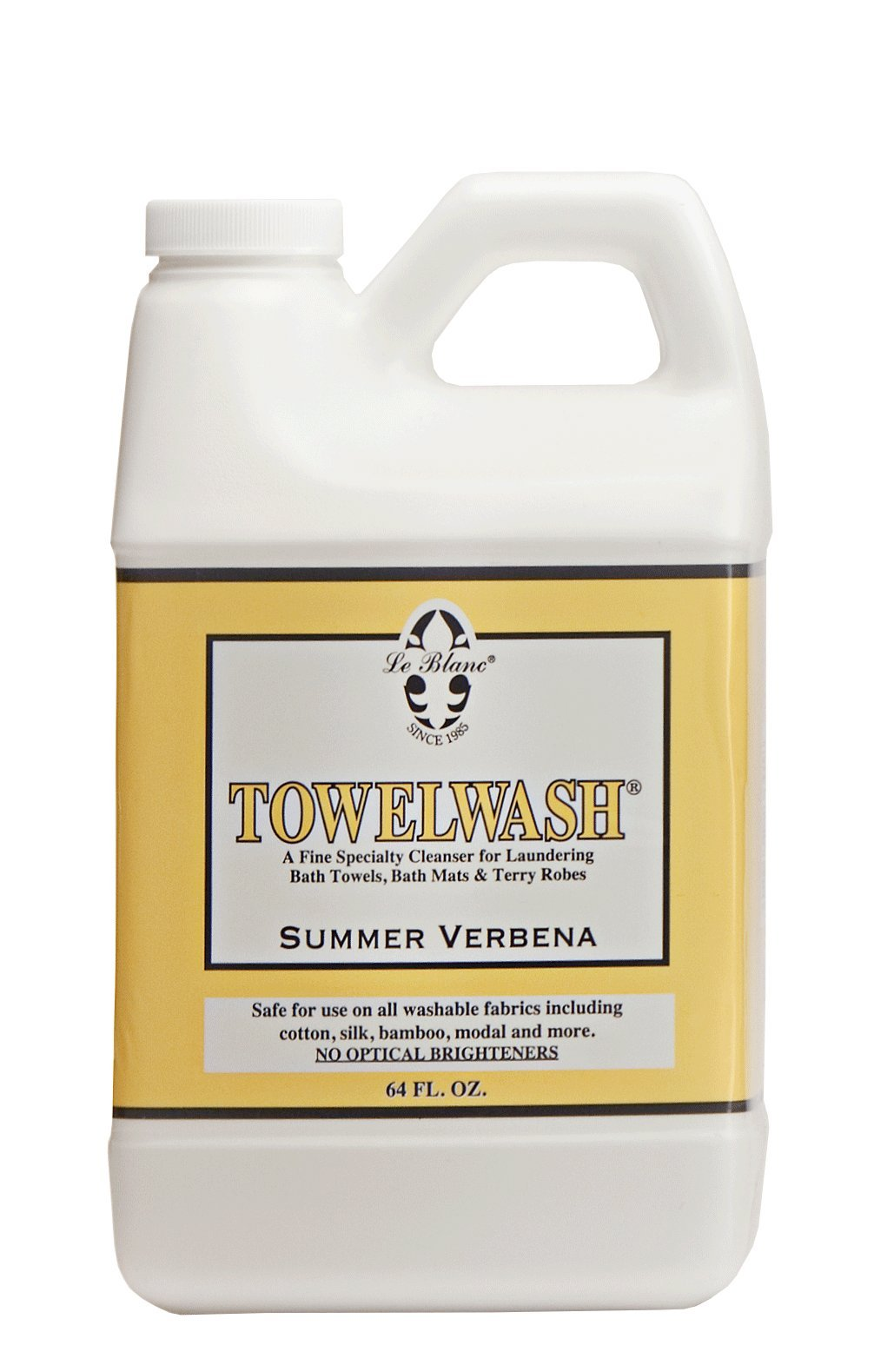 Le Blanc® Summer Verbena Towelwash® - 64 FL. OZ, one Pack by LE BLANC
