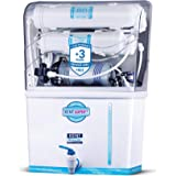 KENT Super Plus  8-litres Wall Mountable RO + UF + TDS Controller (White) 15-Ltr/hr Water Purifier