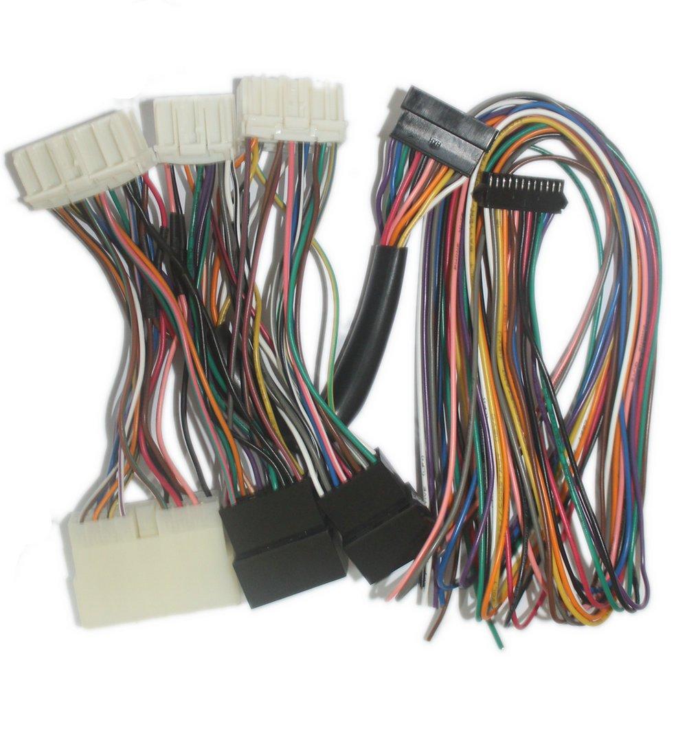 Obd0 To Obd1 Ecu Jumper Conversion Harness Adapter For 94 Integra Wiring Diagram Acura Honda Crx Civic Automotive